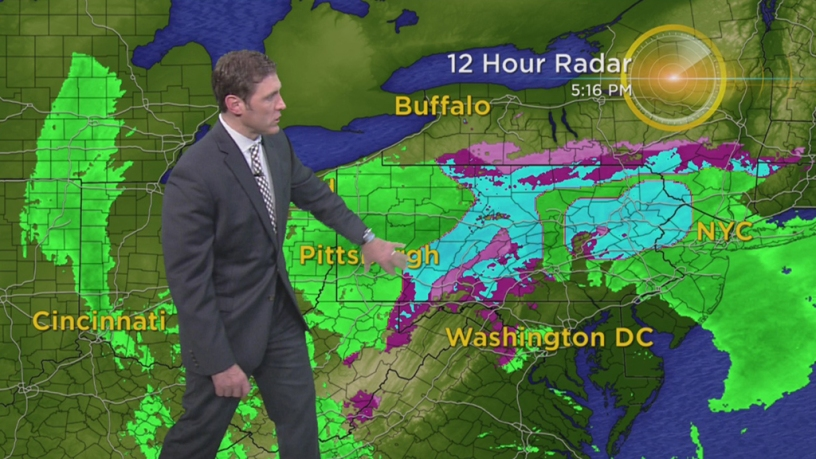 Our Weatherman Took A Bigger L Than The Pens Did Last Game